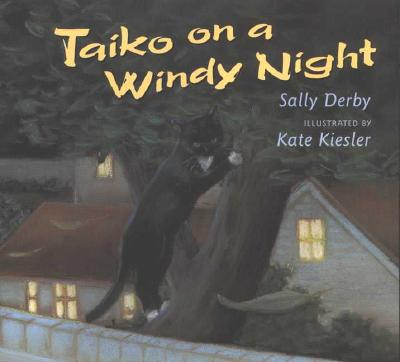 Taiko on a Windy Night Cover