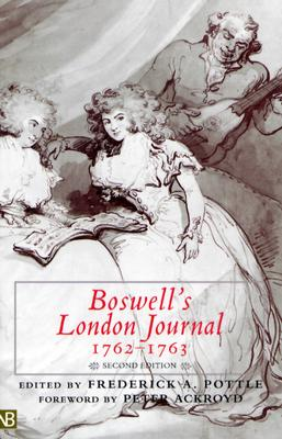 Boswell's London Journal, 1762-1763 Cover