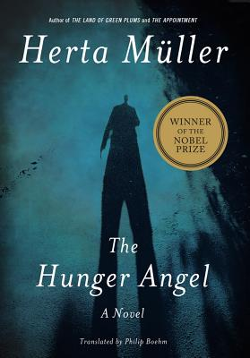 The Hunger Angel Cover
