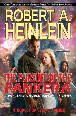 The Pursuit of the Pankera: A Parallel Novel about Parallel Universes Cover Image