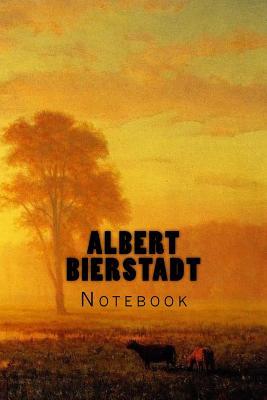 Albert Bierstadt: Notebook Cover Image