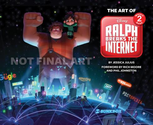 The Art of Wreck-It Ralph Cover Image