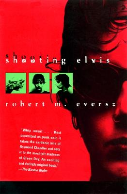Cover for Shooting Elvis