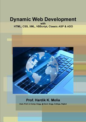 Cover for Dynamic Web Development