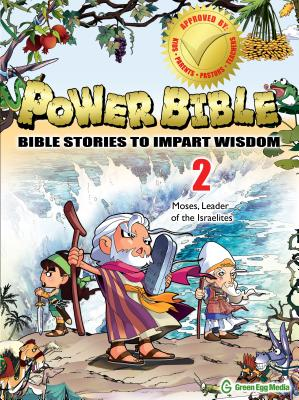 Cover for Moses, Leader of the Israelites (Power Bible