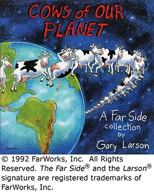 Cows of Our Planet (Far Side #17) Cover Image