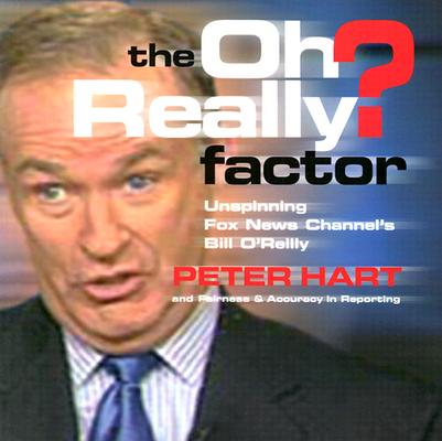 The Oh Really? Factor Cover