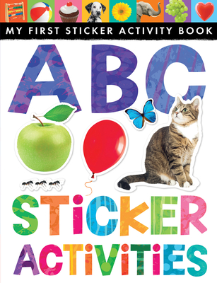 Cover for ABC Sticker Activities (My First)