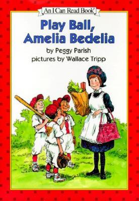Play Ball, Amelia Bedelia Cover Image