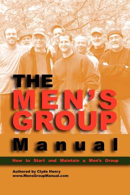 The Men's Group Manual Cover Image