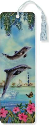 3D Bkmk Dolphin Cover Image