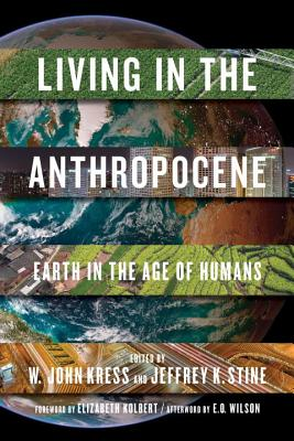Living in the Anthropocene: Earth in the Age of Humans Cover Image