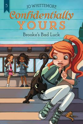 Confidentially Yours #5: Brooke's Bad Luck Cover Image