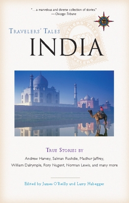 Travelers Tales India True Stories Cover