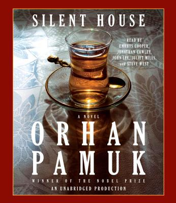 Silent House Cover Image