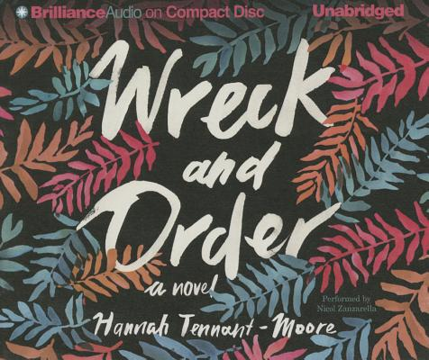 Cover for Wreck and Order