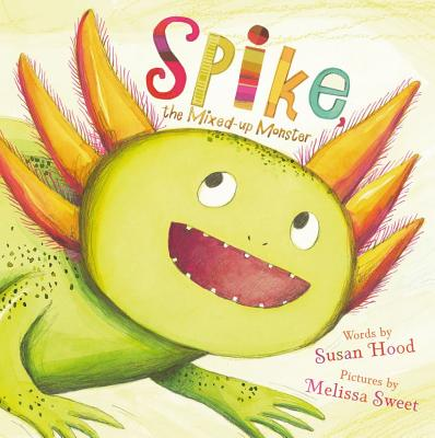 Spike, the Mixed-Up Monster Cover