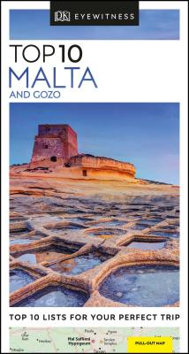 Cover for DK Eyewitness Top 10 Malta and Gozo (Pocket Travel Guide)
