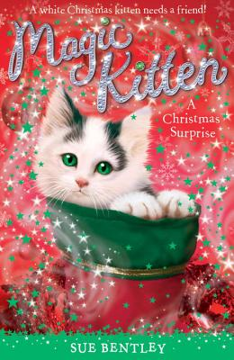 A Christmas Surprise (Magic Kitten) Cover Image