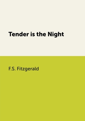 Cover for Tender is the Night
