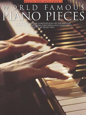 World Famous Piano Pieces Cover Image