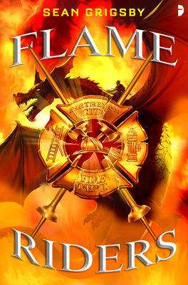 Flame Riders Cover Image