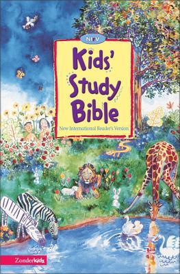 Kid's Study Bible-NIRV Cover Image
