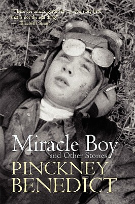 Miracle Boy and Other Stories Cover