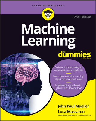 Machine Learning for Dummies Cover Image