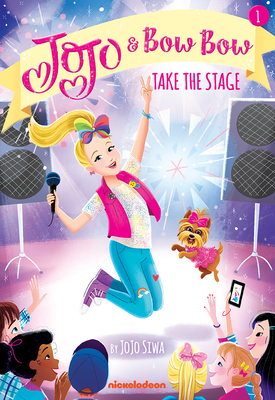 Take the Stage (JoJo and BowBow Book #1) Cover Image