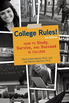 College Rules!, 3rd Edition Cover