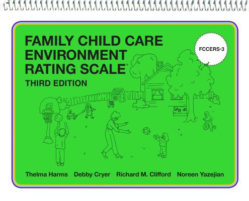 Family Child Care Environment Rating Scale (Fccers-3) Cover Image