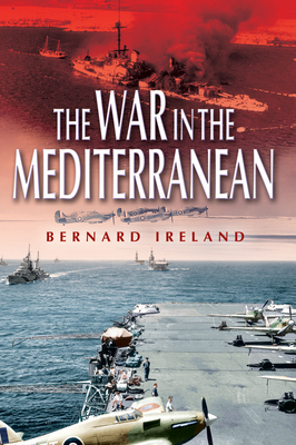 War in the Mediterranean, 1940-1943 Cover Image