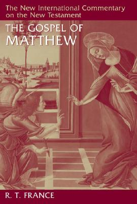 The Gospel of Matthew (New International Commentary on the New Testament) Cover Image