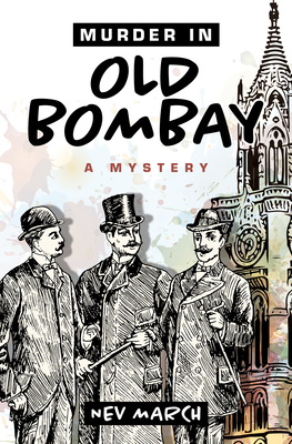 Murder in Old Bombay: A Mystery Cover Image