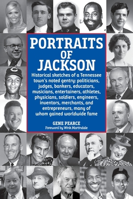 Portraits of Jackson Cover Image