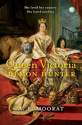 Queen Victoria Cover