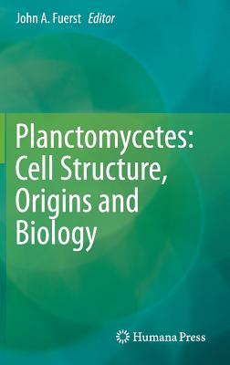 Planctomycetes: Cell Structure, Origins and Biology Cover Image