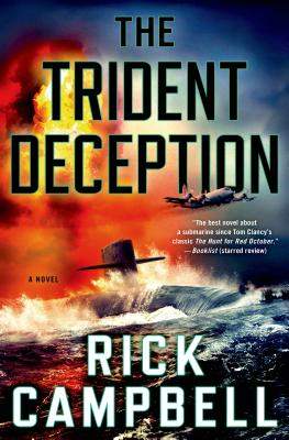 The Trident Deception Cover