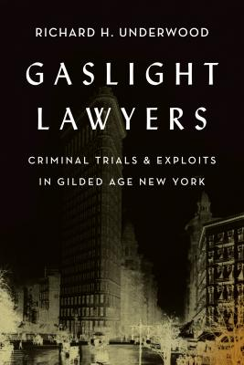 Cover for Gaslight Lawyers
