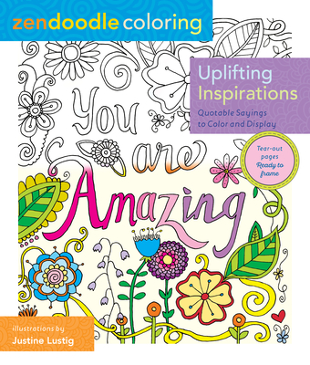 Zendoodle Coloring Cover