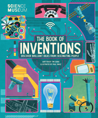 Science Museum: Book of Inventions: Discover Brilliant Ideas from Fascinating People Cover Image