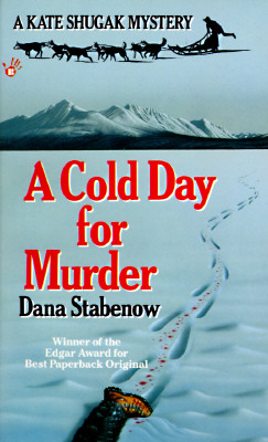 A Cold Day for Murder Cover Image