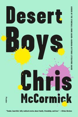Desert Boys: Fiction Cover Image