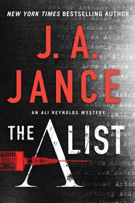 The A List (Ali Reynolds Series #14) Cover Image