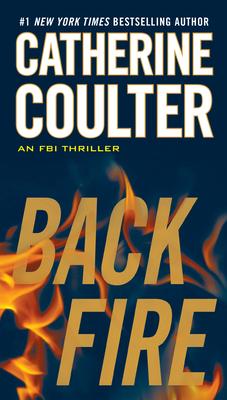 Backfire (An FBI Thriller #16) Cover Image
