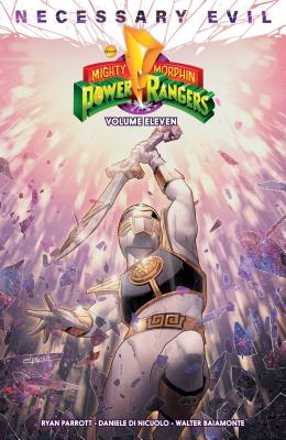 Mighty Morphin Power Rangers Vol. 11 Cover Image