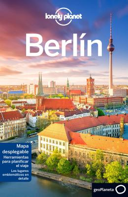 Lonely Planet Berlin Cover Image