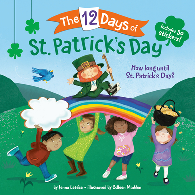 The 12 Days of St. Patrick's Day Cover Image