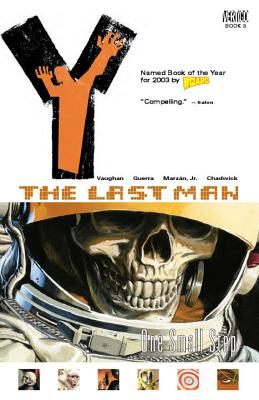 Y: The Last Man VOL 03: One Small Step cover image